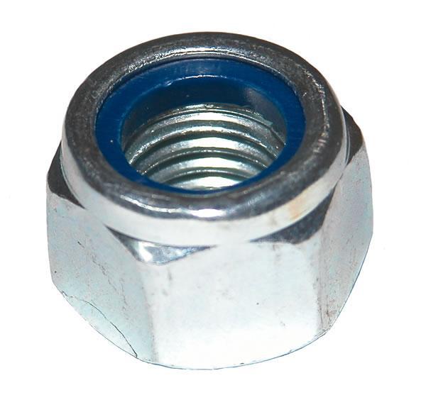 Nylon Insert Lock Nuts - Nyloc Nuts